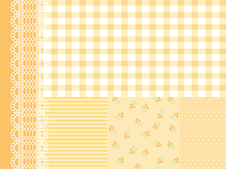 Patchwork Yellow