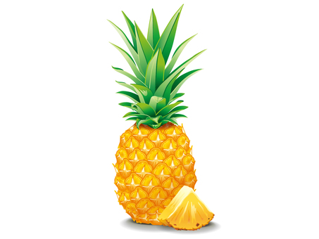 Fruit _ pineapple