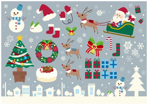 Christmas material 01