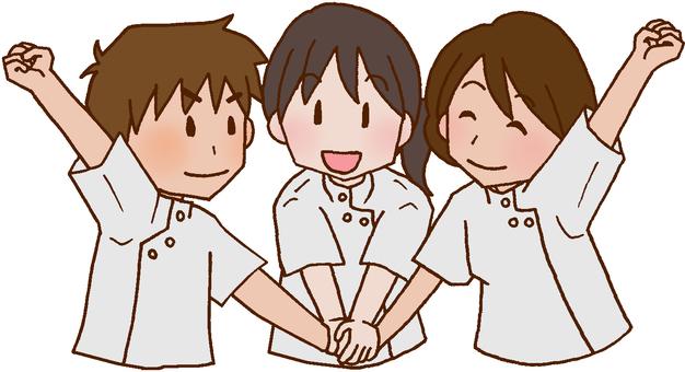 [Rehabilitation] Collaboration, cooperation, collaboration