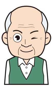 Grandpa (wink)
