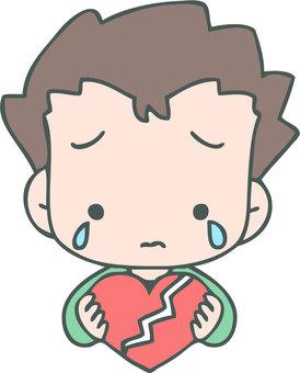 Heart to hurt (boy)