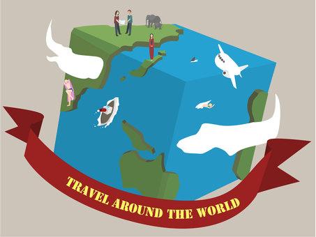 World travel