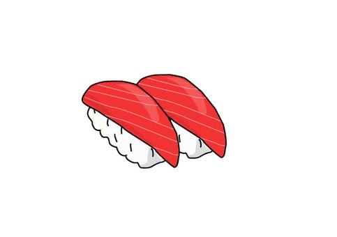 Sushi Tuna lean