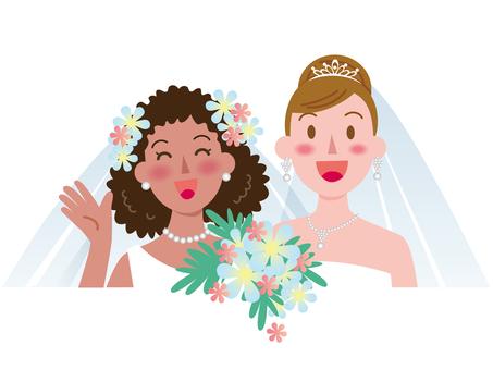 Marriage between women-6