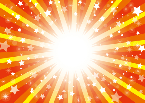 Glittering concentrated line background 05