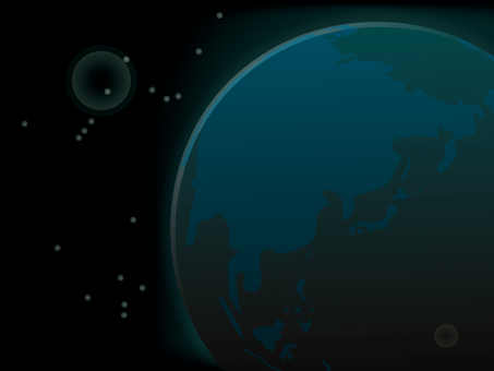 地球空間圖像