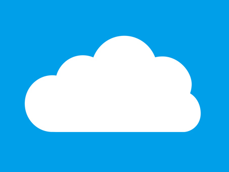클라우드 구름