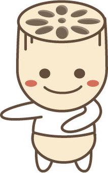 연근의 캐릭터 4