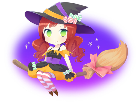 Halloween Witch 3