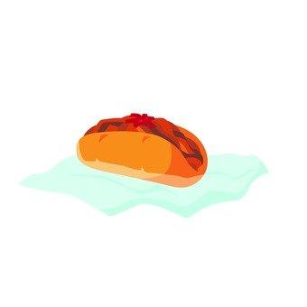 焼きそばパン
