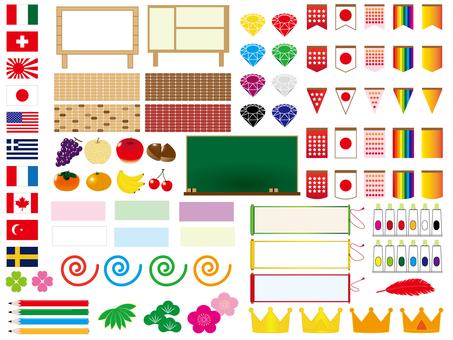 Various illustrations 006