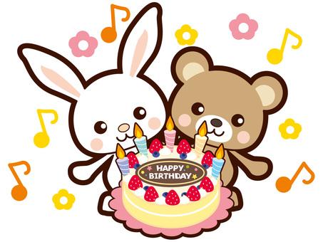 生日生日蛋糕