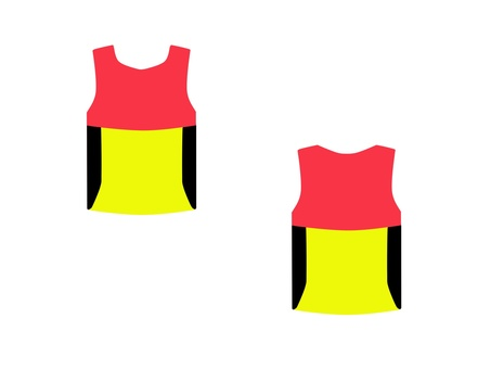 Athletics competition uniform