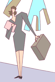 Business woman. 2