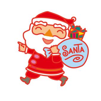 Christmas - santa - 01