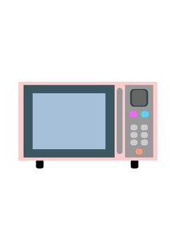 Microwave (pink)