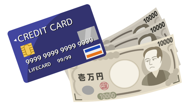 Credit card and money 1_ No wire