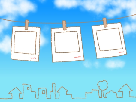 Sky _ Picture Frame 01
