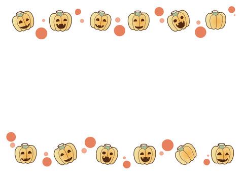 Pump of pumpkin