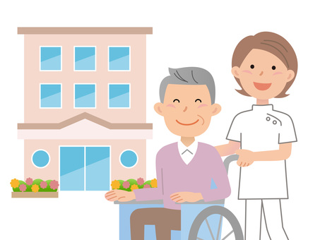 61014. Long-term care facility, care worker 4
