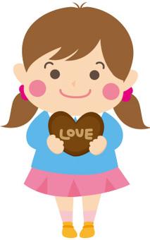 Girls Valentine