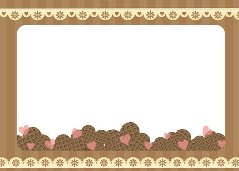 Valentine's Card template 7