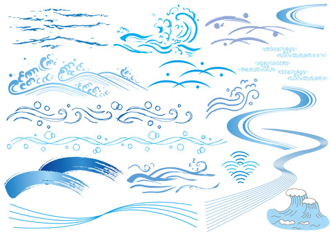 Various waves