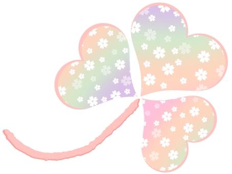Gorgeous clover