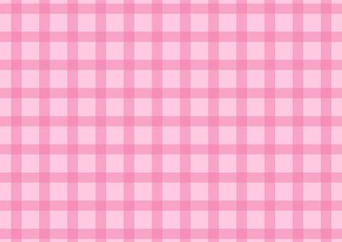 Check pattern background pink
