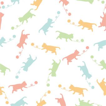 Cat pattern 6