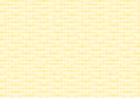 Yellow gratile pattern