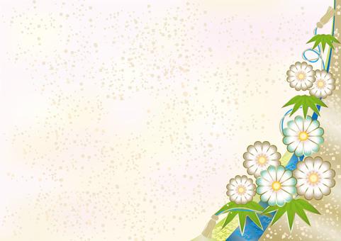 New Year's Pattern Chrysanthemum 3