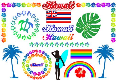 Hawaiian materials