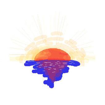 First sunrise