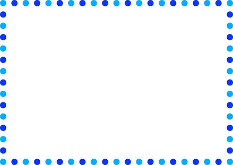 Light polka dots