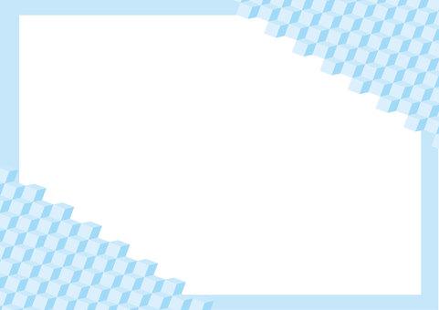 Block type frame