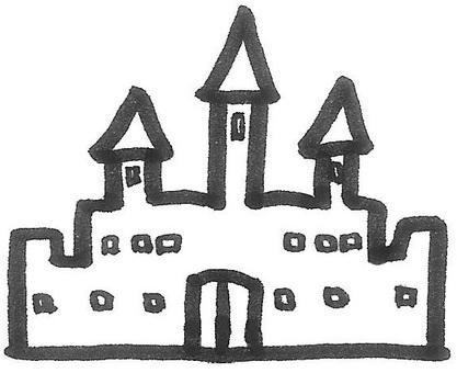 It is a wonderful castle. Castle
