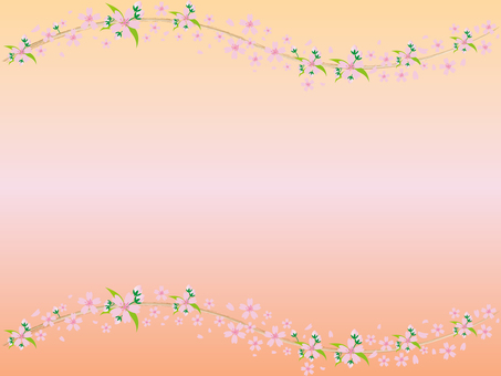 Sakura -28-16 - Background