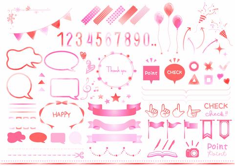 Design material Various 02