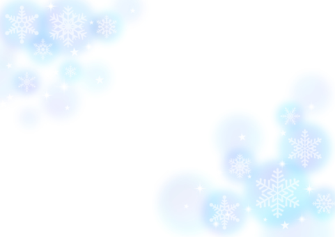 【Ai, png, jpeg】 Winter material 98