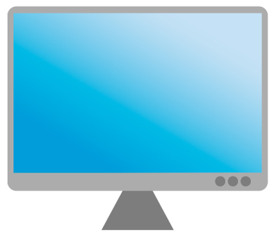 Personal computer display