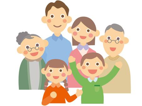 3 세대 가족 _1