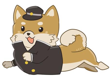 Shiba Inu (student uniform)