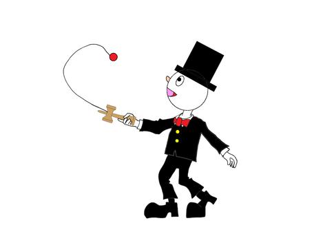 juggling kendama kendama