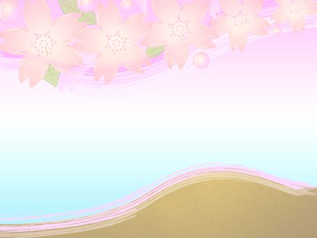 Cherry blossom background 23