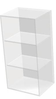 Shelf Simple (White)