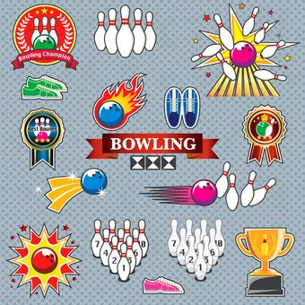 Bowling Set -134