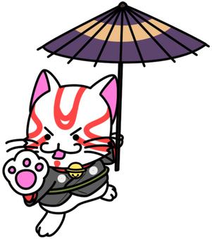 Kabuki cat 2