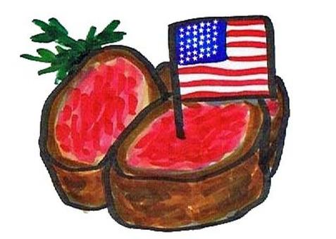 美國牛排肉